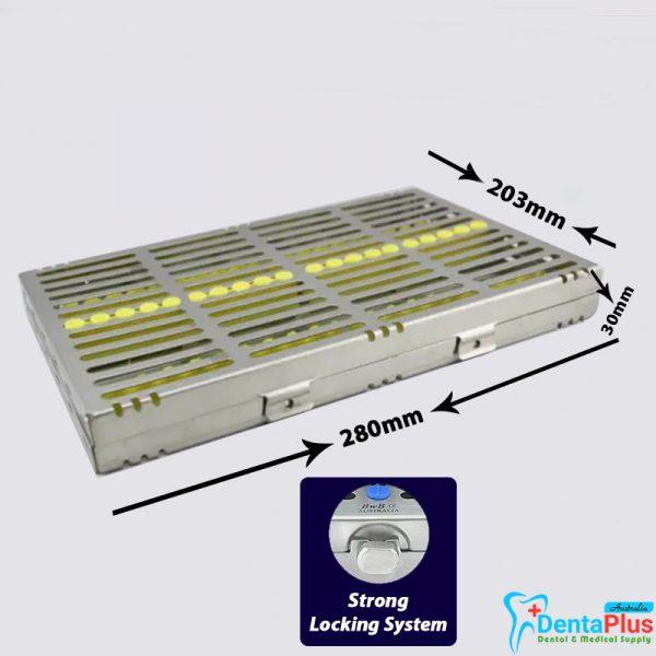 20 1 - Instruments Cassette - 20 (280mm x 203mm x 30mm)