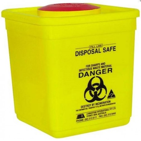 8ltr - Sharp Containers  8 Liter Snaptop