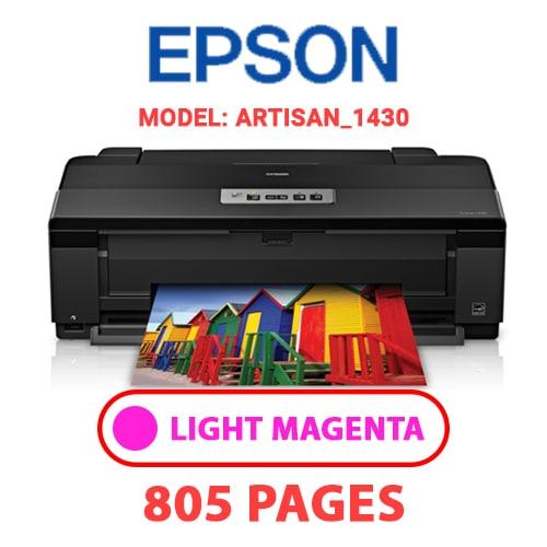 Artisan 1430 5 - EPSON Artisan_1430 - LIGHT MAGENTA INK