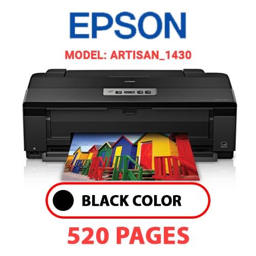 Artisan 1430 - EPSON Artisan_1430 - BLACK INK