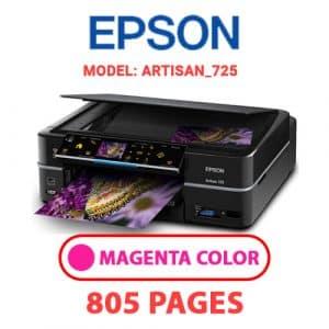 Artisan 725 2 - Epson Printer