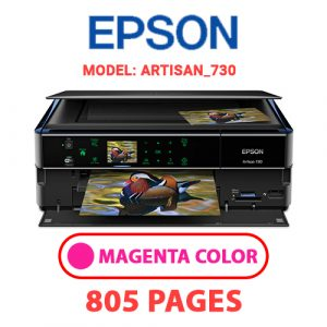 Artisan 730 2 - Epson Printer