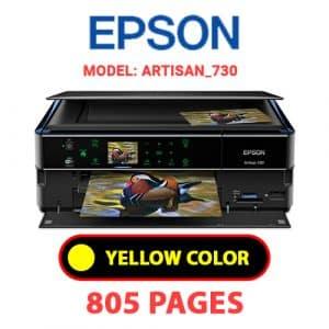 Artisan 730 3 - Epson Printer
