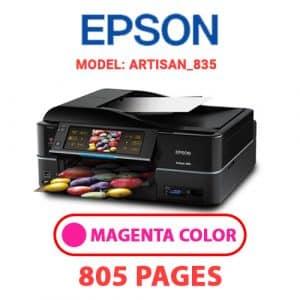 Artisan 835 2 - Epson Printer
