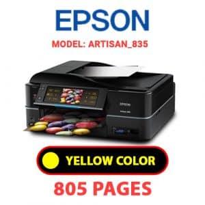 Artisan 835 3 - Epson Printer