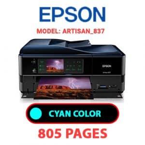 Artisan 837 1 - Epson Printer