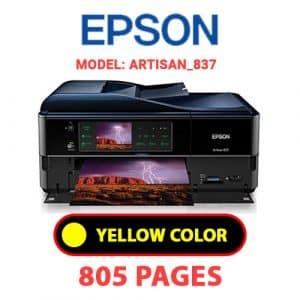 Artisan 837 3 - Epson Printer