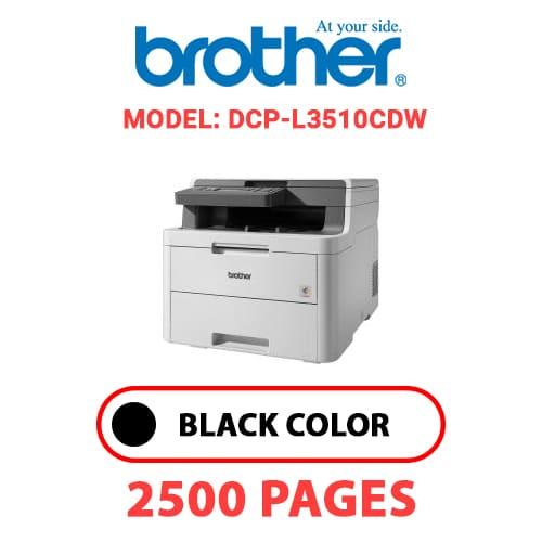 DCP L3510CDW - BROTHER DCP-L3510CDW - BLACK TONER