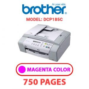 DCP185C 1 - Brother Printer