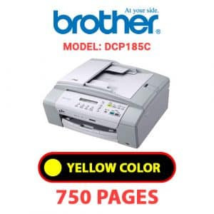 DCP185C 2 - Brother Printer