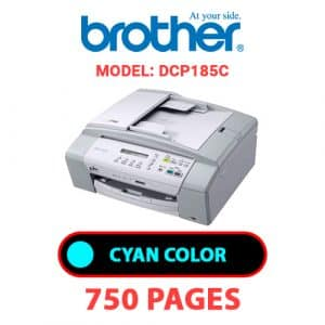 DCP185C - Brother Printer