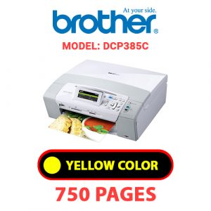 DCP385C 2 - Brother Printer