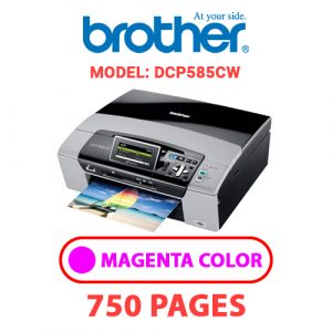 DCP585CW 1 - Brother Printer