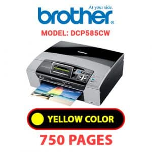 DCP585CW 2 - Brother Printer