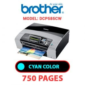 DCP585CW - Brother Printer