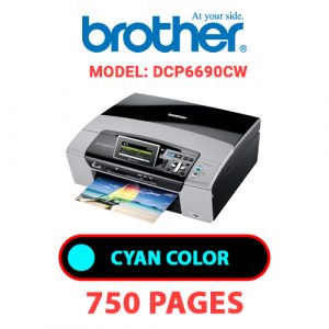 DCP6690CW 1 - Brother Printer