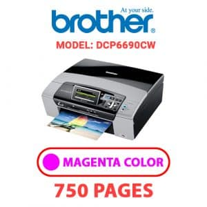DCP6690CW 2 - Brother Printer