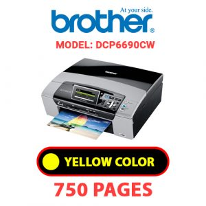 DCP6690CW 3 - Brother Printer