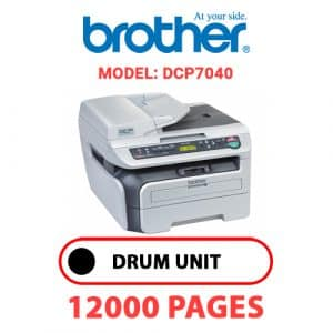 DCP7040 1 - Brother Printer