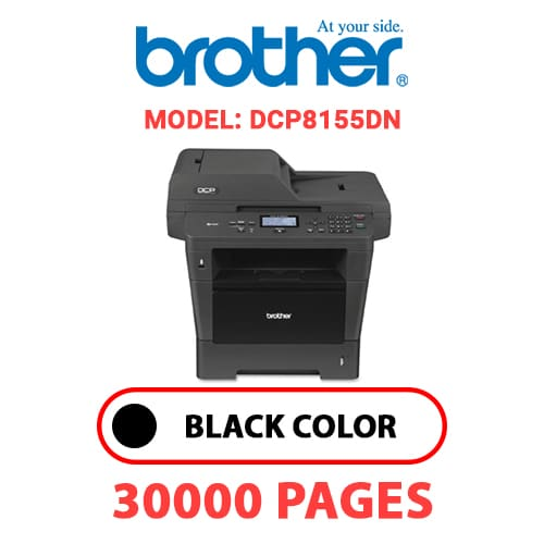 DCP8155DN - BROTHER DCP8155DN - BLACK DRUM