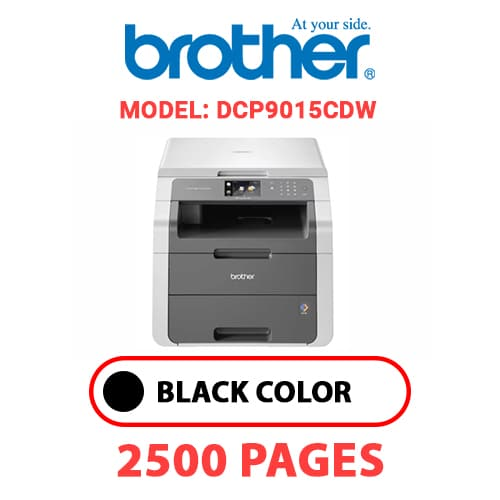 DCP9015CDW - BROTHER DCP9015CDW - BLACK TONER