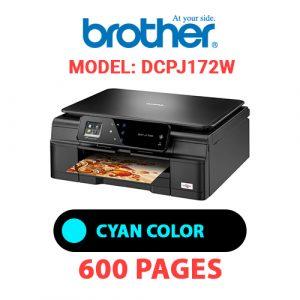 DCPJ172W 1 - Brother Printer