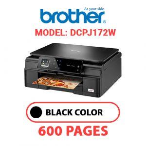 DCPJ172W - Brother Printer