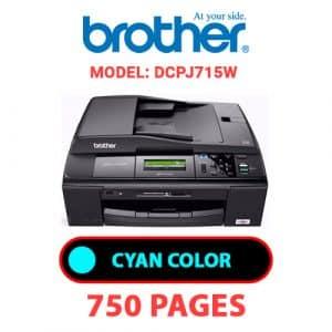 DCPJ715W - Brother Printer