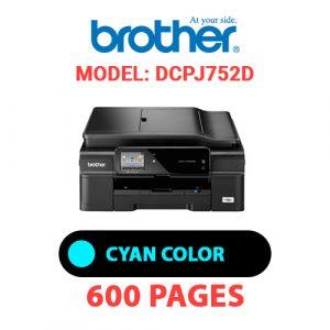 DCPJ752D 1 - Brother Printer
