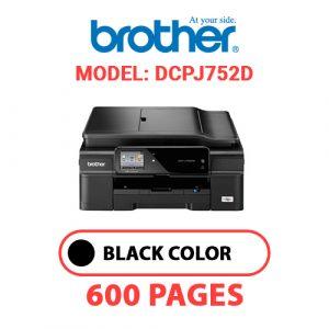 DCPJ752D - Brother Printer