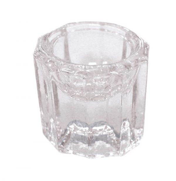 Dappen Dish – Glass Clear Each - Dappen Dish - Glass Clear #Each