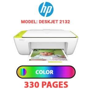 DeskJet 2132 - HP Printer