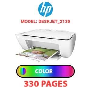 DeskJet 2130 1 - HP Printer