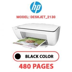 DeskJet 2130 - HP Printer