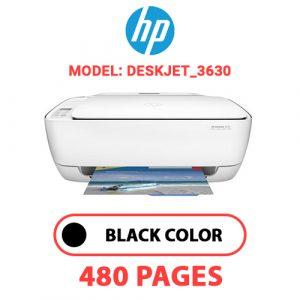 DeskJet 3630 - HP Printer