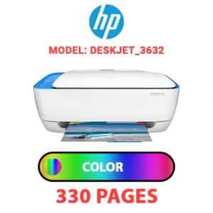 DeskJet 3632 1 - HP Printer