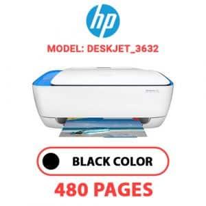 DeskJet 3632 - HP Printer