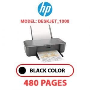Deskjet 1000 - HP Printer