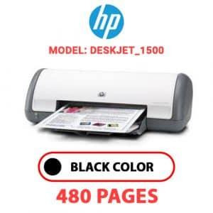 Deskjet 1500 - HP Printer