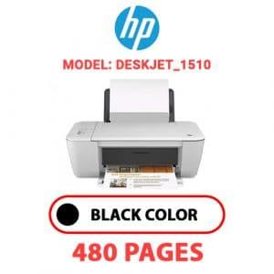 Deskjet 1510 - HP Printer