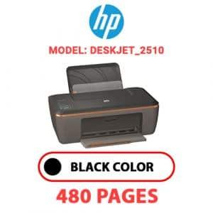 Deskjet 2510 - HP Printer