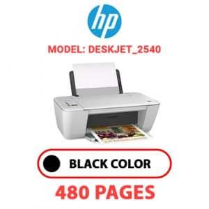 Deskjet 2540 - HP Printer
