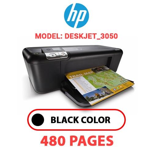 Deskjet 3000 - HP Deskjet_3000 - BLACK INK