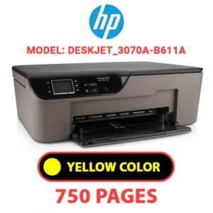 Deskjet 3070A B611a 3 - HP Printer