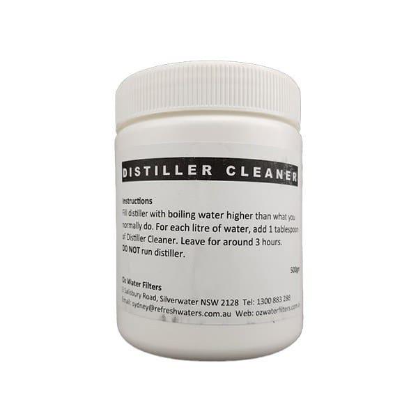 Distiller Cleaner - Water Distiller Cleaner (500g Tub)