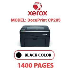 DocuPrint CP205 3 - Xerox Printer