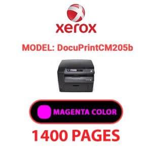 DocuPrintCM205b 3 - Xerox Printer
