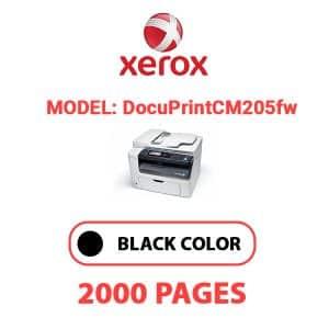 DocuPrintCM205fw - Xerox Printer