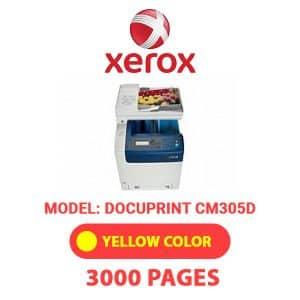 DocuPrintCM305D 3 - Xerox Printer