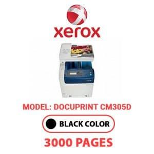 DocuPrintCM305D - Xerox Printer